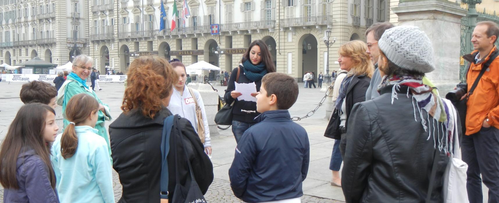 Letteraria-mente a passeggio per Torino