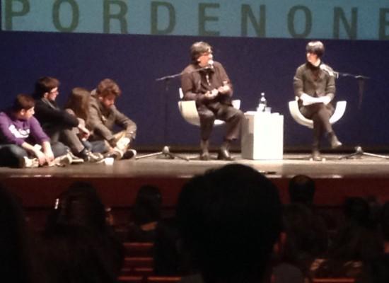 Luis Sepúlveda si racconta agli studenti