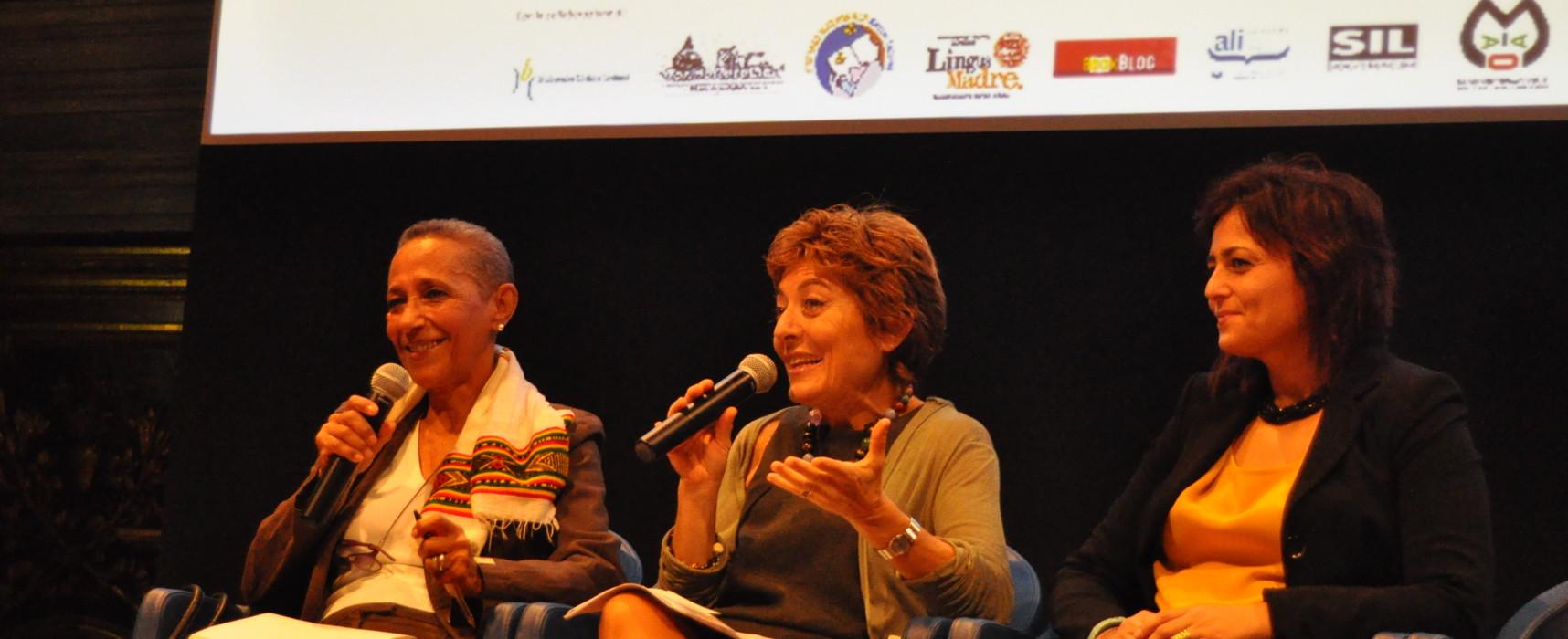 Concorso letterario Lingua Madre; Incontro con Amazona Hajdaraj Bashaj e Maria Abbebu Viarengo