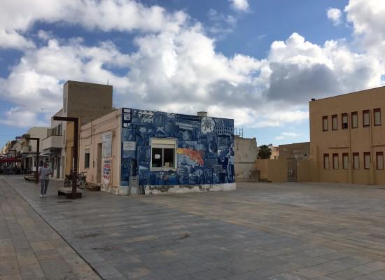Fabio Geda ci racconta l' Ibby Camp da Lampedusa