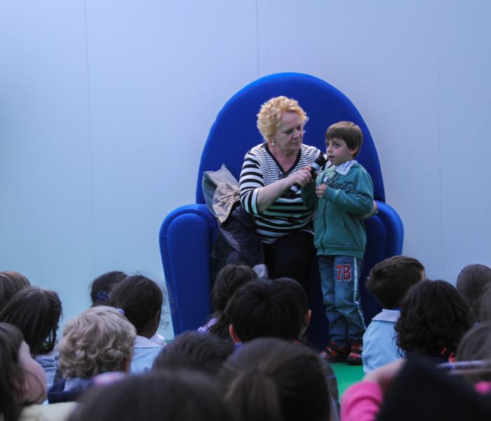 Letture con Katia Ricciarelli. Vi canto una storia