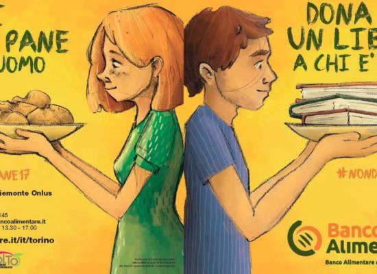 Progetto Banco Alimentare: Dona un libro a chi è più povero