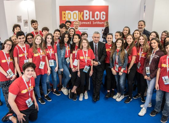 BookBlog su La Stampa al Salone del Libro 2018