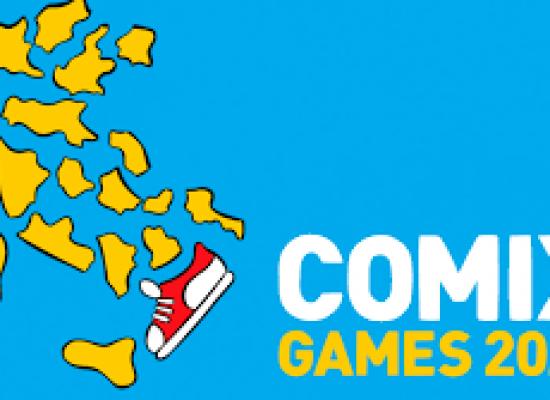 In diretta la finale dei Comix Games più incredibile di sempre!