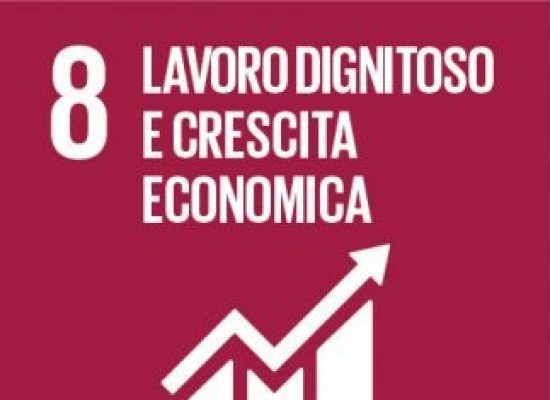 Libri in Agenda. obiettivo 8, lavoro e crescita economica