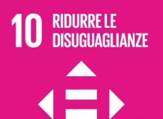 Libri in Agenda: obiettivo 10 ridurre le disugualianze