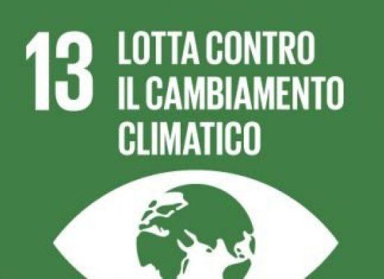 Libri in agenda: obbiettivo 13 cambiamento climatico