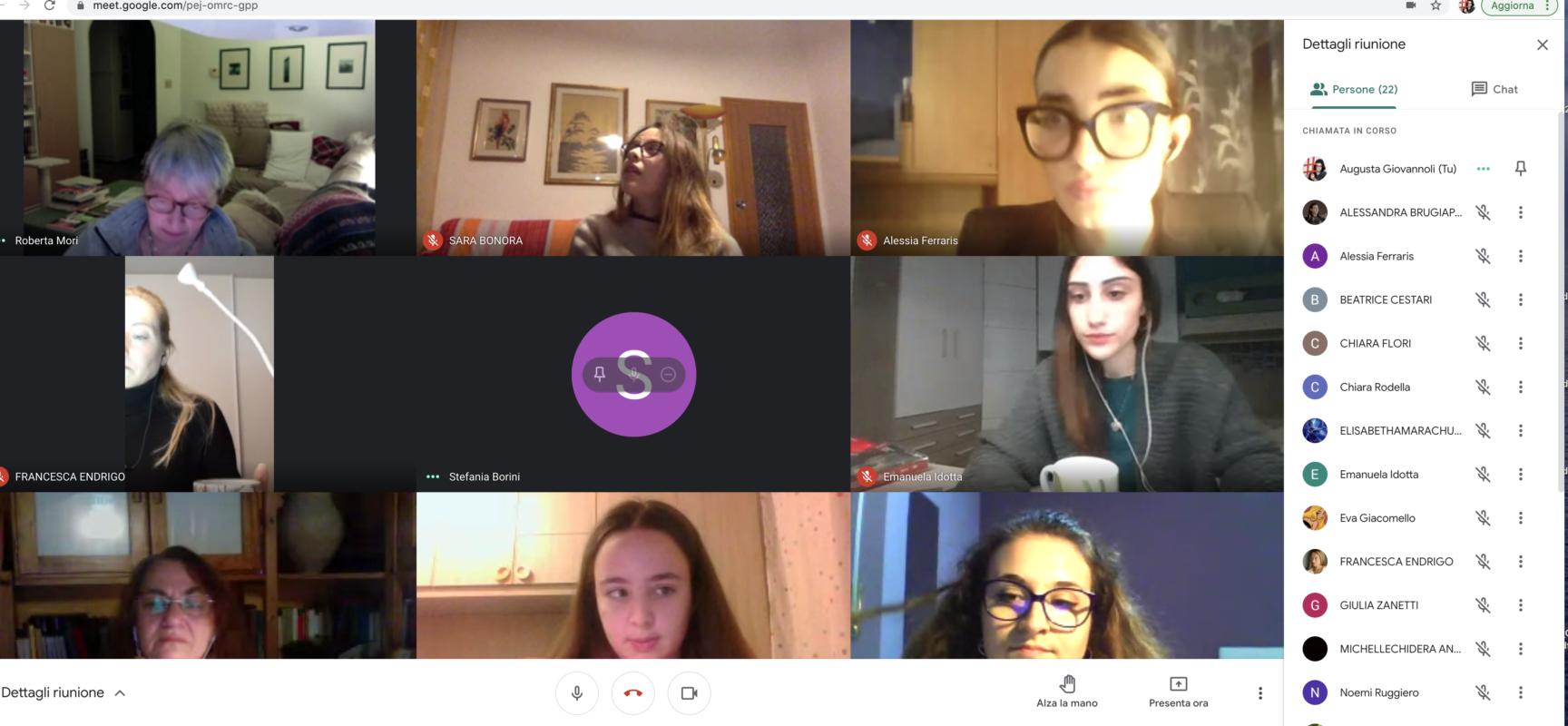 Riprende Internazionale a Ferrara, la redazione delle scuole si allarga per gli appuntamenti 2021